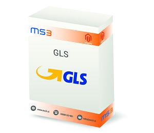 Magento GLS modul