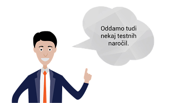 Testiranje spletne trgovine