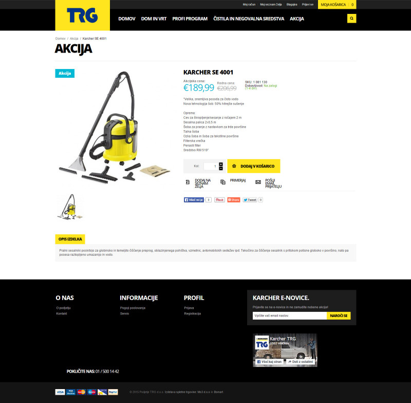 http://www.karcher-trg.si/karcher-se-4001.html