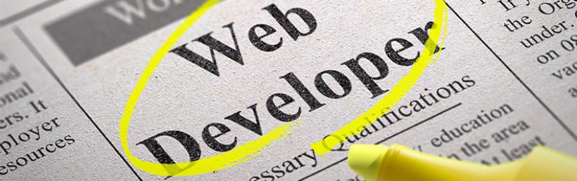 Iščemo spletne razvijalce